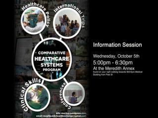 Comparative Healthcare Systems Program (CHSP)