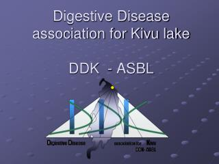 Digestive Disease association for Kivu lake DDK  - ASBL