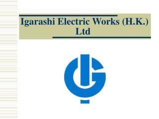 Igarashi Electric Works (H.K.) Ltd