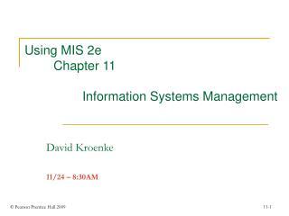 David Kroenke  11