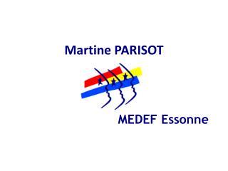 Martine PARISOT