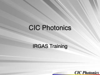 CIC Photonics