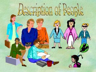 Description of People
