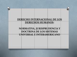 El derecho a la nacionalidad, el derecho a la residencia, libertad de circulación y asilo