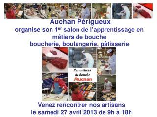 Venez rencontrer nos artisans  le samedi 27 avril 2013 de 9h à 18h