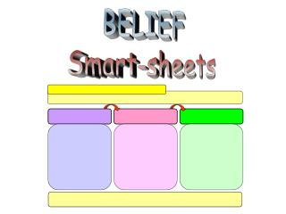 BELIEF Smart-sheets