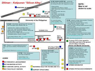 "Diliman – Katipunan ""Silicon Alley"""
