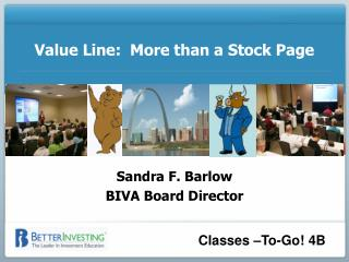 Value Line:  More than a Stock Page