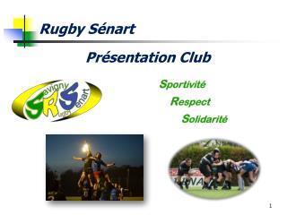 Rugby Sénart