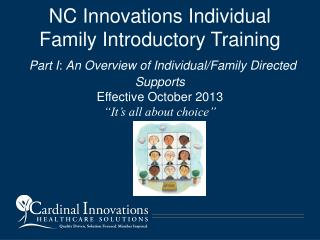 What is Individual and Family Directed Supports?
