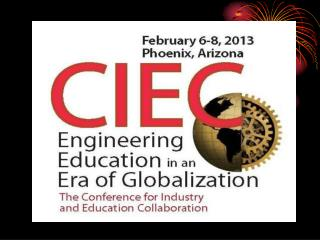 CIEC Awards Luncheon 2013