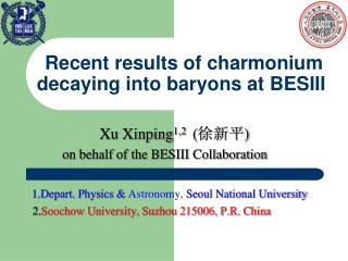 Recent results of charmonium decaying into baryons at BESIII