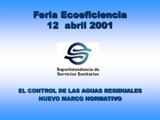Feria Ecoeficiencia 12  abril 2001