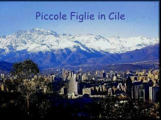 Piccole Figlie in Cile