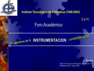 Instituto Tecnológico de Chihuahua (1948-2003)