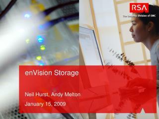 enVision Storage