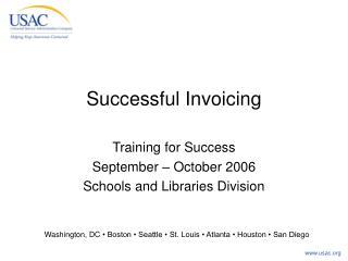 Successful Invoicing