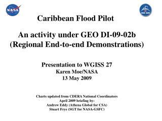 Caribbean Flood Pilot
