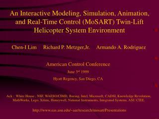 Chen-I Lim     Richard P. Metzger,Jr.     Armando A. Rodriguez
