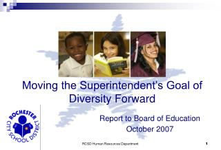 Report to Board of Education October 2007