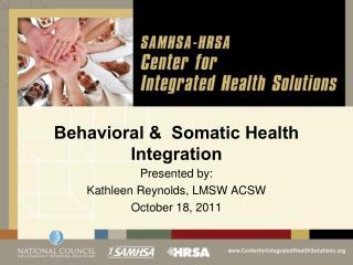 Behavioral &  Somatic Health Integration