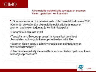 Suomi toisena kielenä -opetuksen kehittämisessä olennaista: