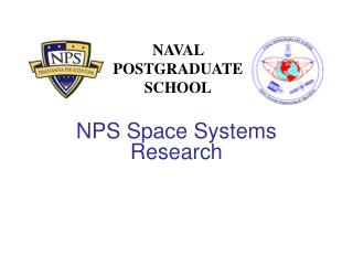 NPS Space Systems Research