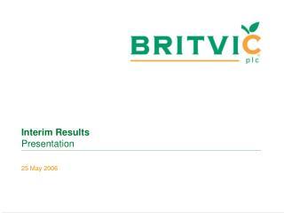 Interim Results  Presentation