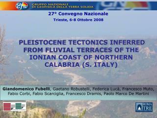 Trieste, 6-8 Ottobre 2008