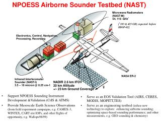 NPOESS Airborne Sounder Testbed (NAST)
