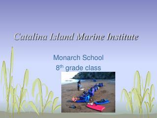 Catalina Island Marine Institute
