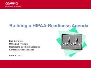 Building a HIPAA-Readiness Agenda