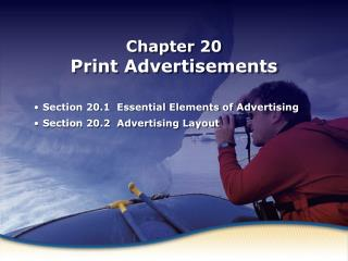 Essential Elements of Advertising