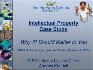 CIPO Case Study