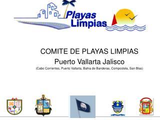 COMITE DE PLAYAS LIMPIAS Puerto Vallarta Jalisco