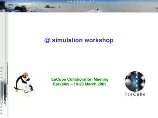 @ simulation workshop
