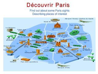 D�couvrir Paris