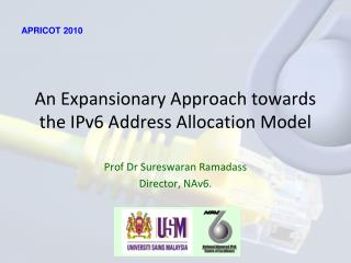 An Expansionary Approach towards the IPv6 Address Allocation Model