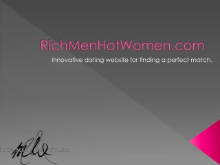 Online Millionaire Dating services