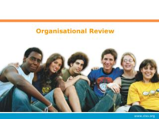 Organisational Review