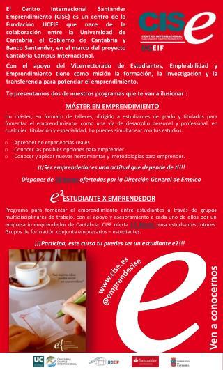 cise.es @ emprendecise