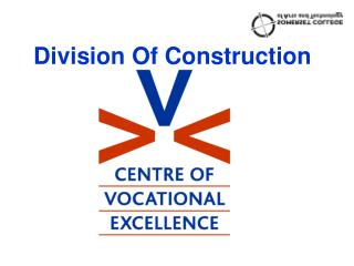 Division Of Construction
