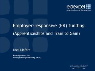 Funding Masterclass planningandfunding.co.uk