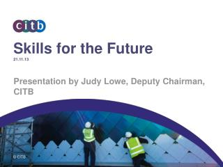 Skills for the Future 21.11.13