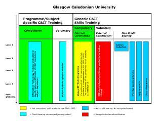 Programme/Subject Specific C&IT Training