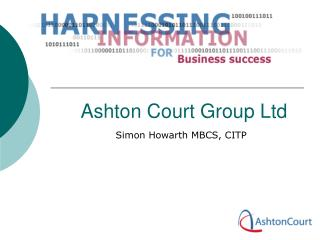 Ashton Court Group Ltd