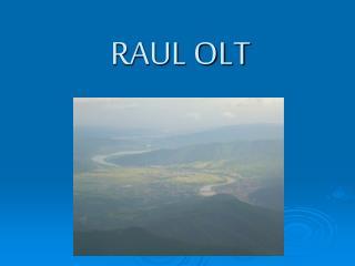 RAUL OLT