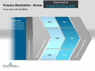 Powerpoint Process Arrows