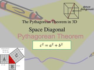 Space Diagonal