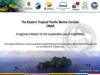The Eastern Tropical  Pacific Marine Corridor  CMAR